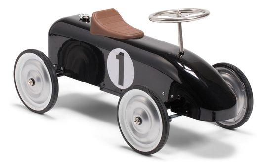 Mini speeders Classic Gåbil No 1, Svart
