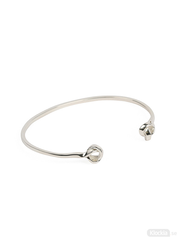 Syster P Armband Tied - Silver BS1231