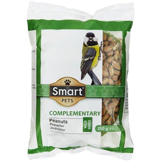 Fågelfoder Jordnötter 250g - 9% rabatt
