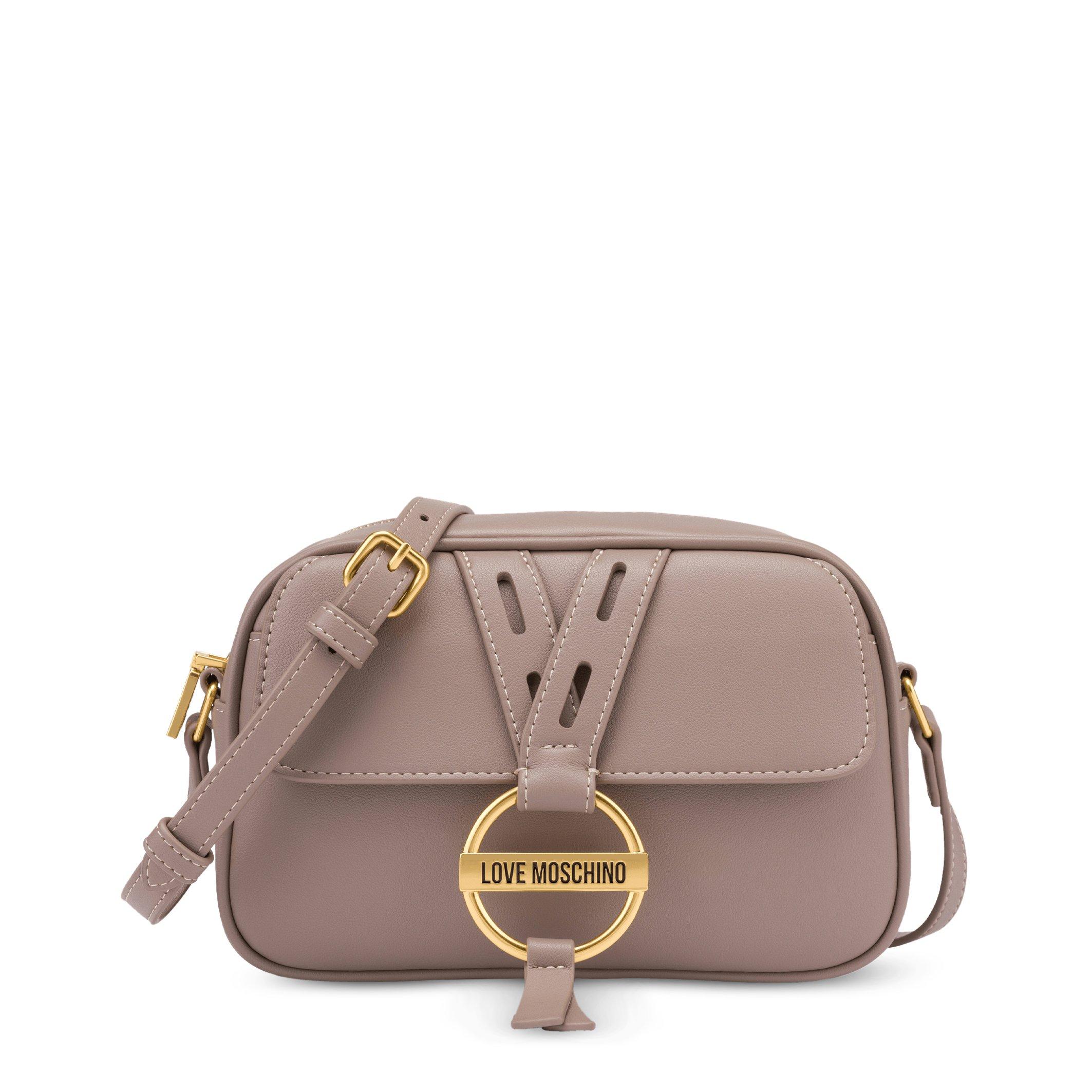 Love Moschino Women's Crossbody Bag Various Colours JC4201PP1DLK0 - grey NOSIZE
