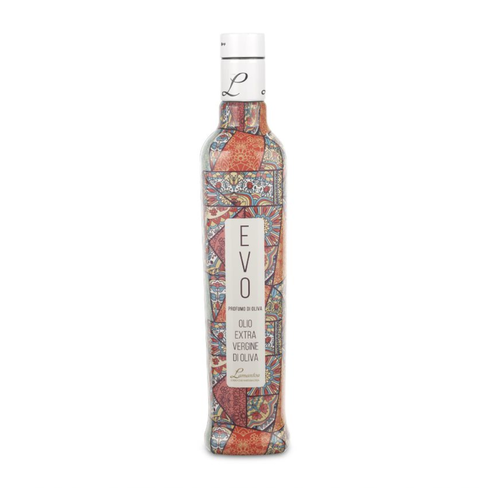 Mosaic Design Extra Virgin Olive Oil 500ml by Lamantea