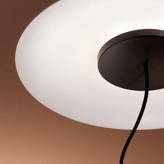 LEDS-C4 Noway Single LED-gulvlampe, gull