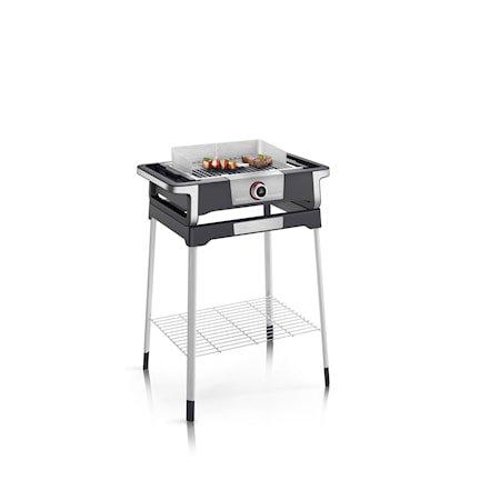 SENOA Digitalboost Elektrisk grill med stativ 3000 W