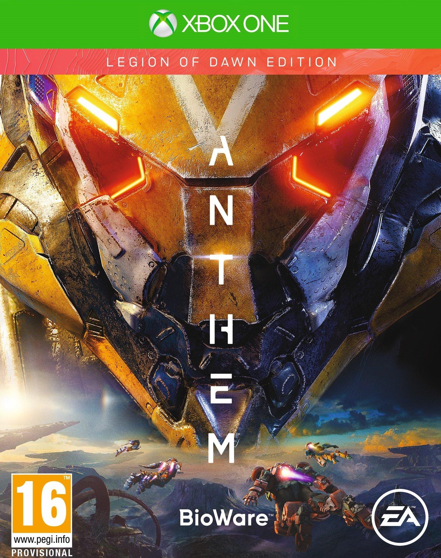 Anthem - Legion of Dawn Edition