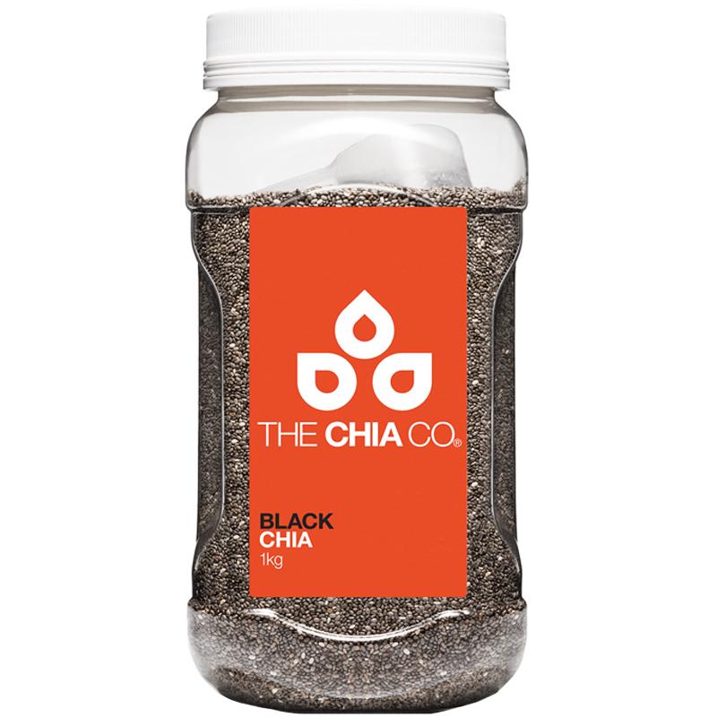 Chiafrön Svarta 1kg - 64% rabatt