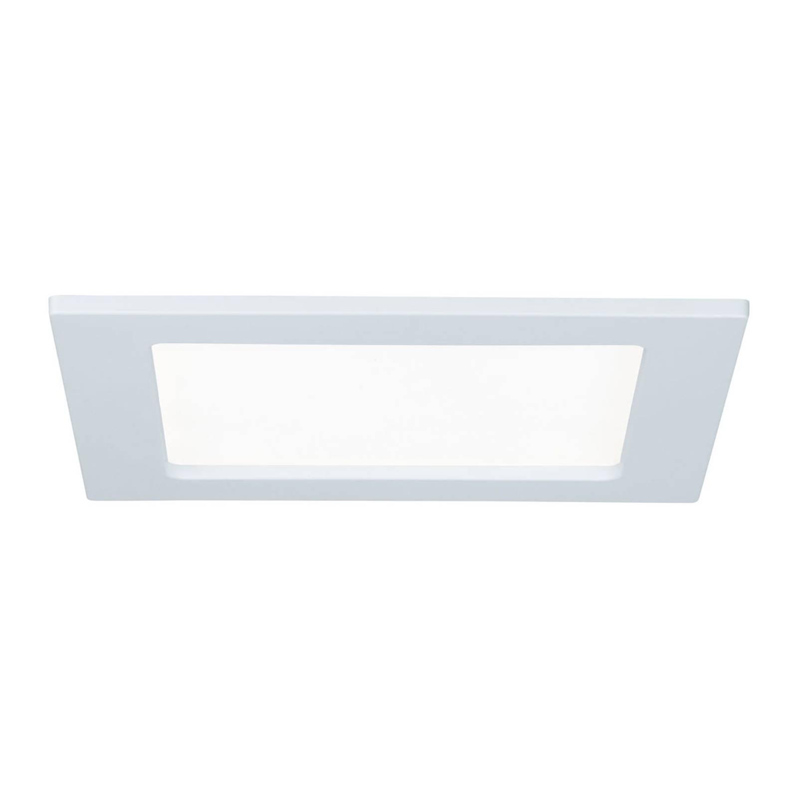 Paulmann LED-paneeli, 12 W, 4 000 K, valkoinen