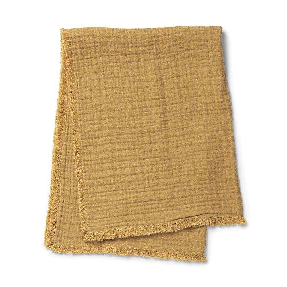 Elodie Details - Soft Cotton Blanket - Gold