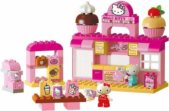 Hello Kitty Bakeri Lekesett