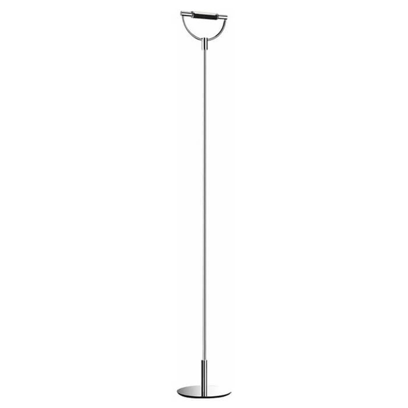 Cini&Nils Gradi - LED-lattiavalaisin, kromi jalka