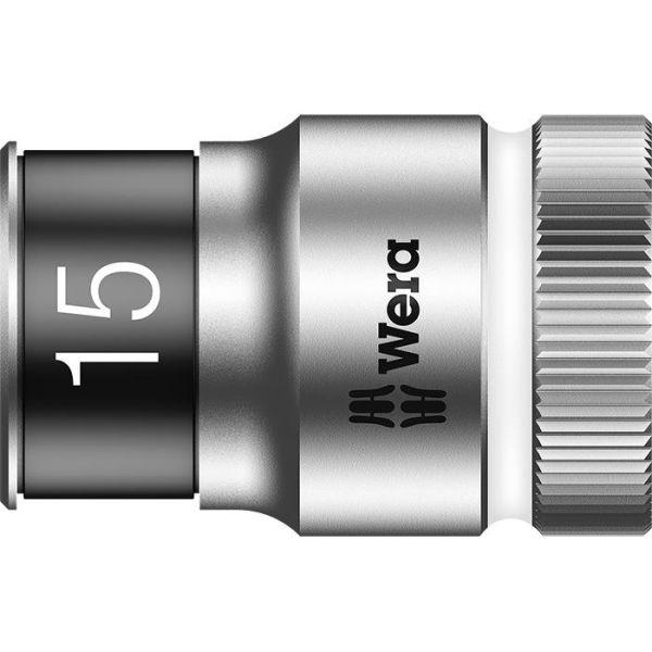 "Wera 8790 HMC HF Sekskantpipe 1/2"" 15 mm"