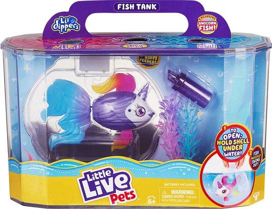Little Live Pets Badeleke Fisk Lekesett