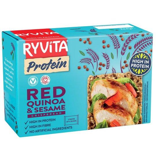 Rågknäckebröd Red Quinoa & Sesame - 24% rabatt