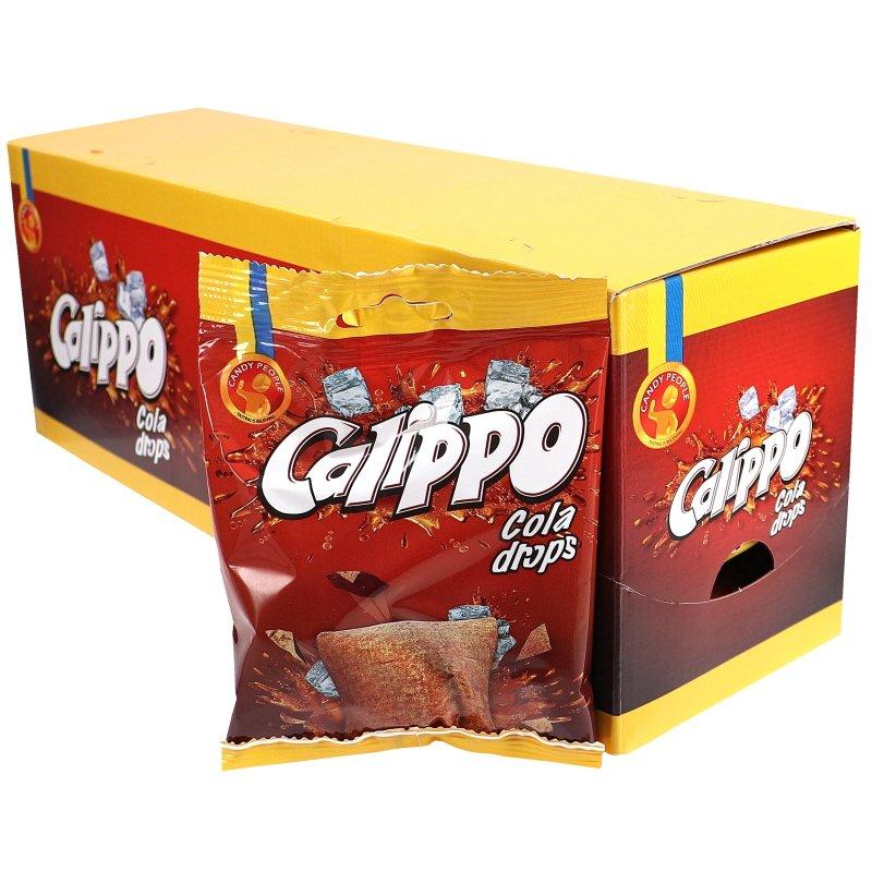 Calippo Drops Cola 18-pack - 78% rabatt