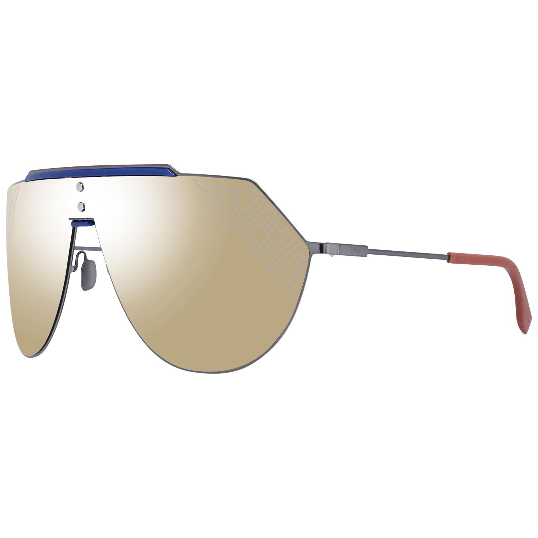 Fendi Men's Sunglasses Silver FFM0075/S 99KJ1