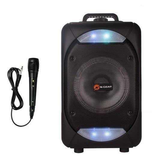 N-Gear The Flash 810 Karaokemaskin