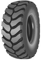 Michelin XLD D2A ( 17.5 R25 TL Tragfähigkeit * )