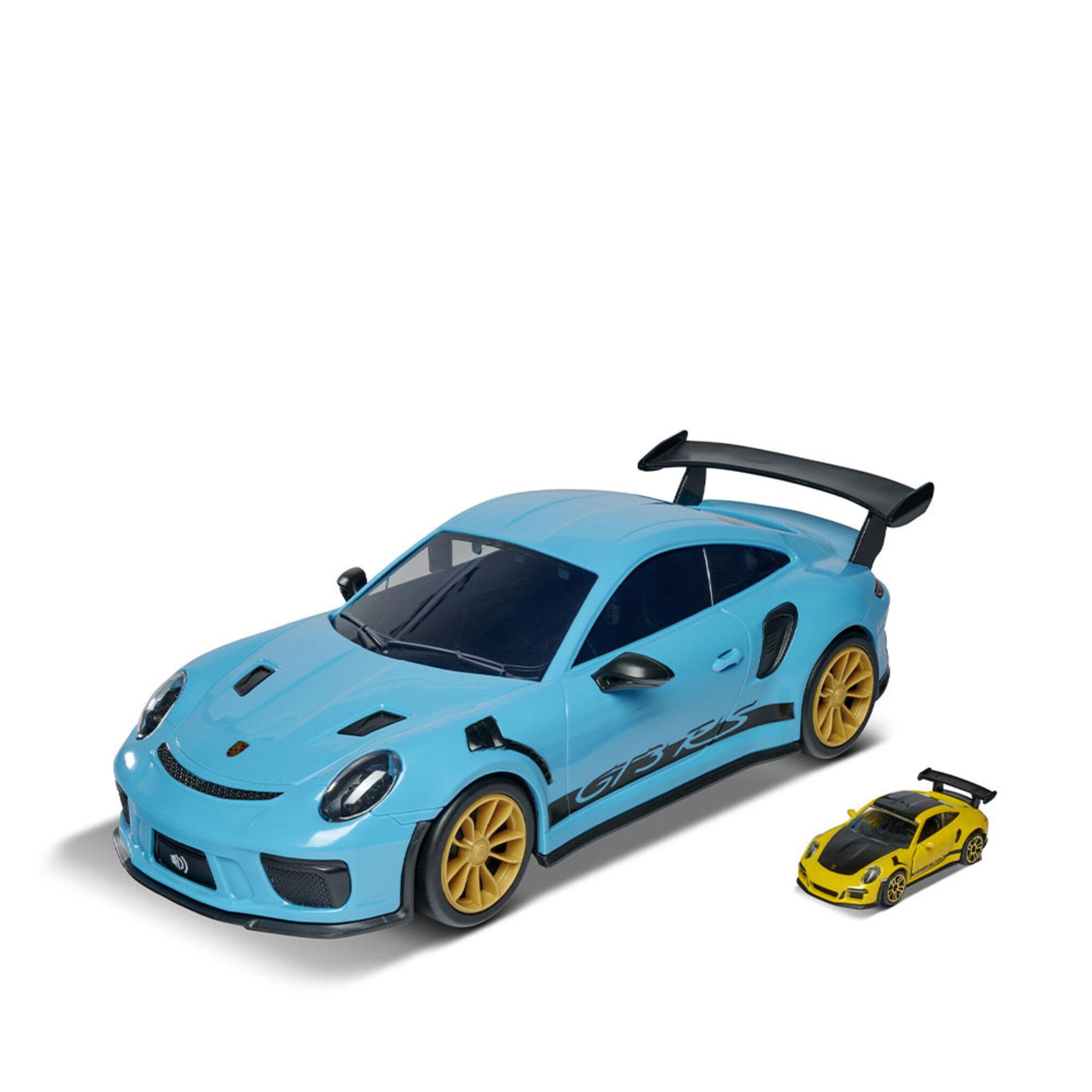 Majorette Porsche 911 GT3 RS Förvaringsbox + 1 Bil