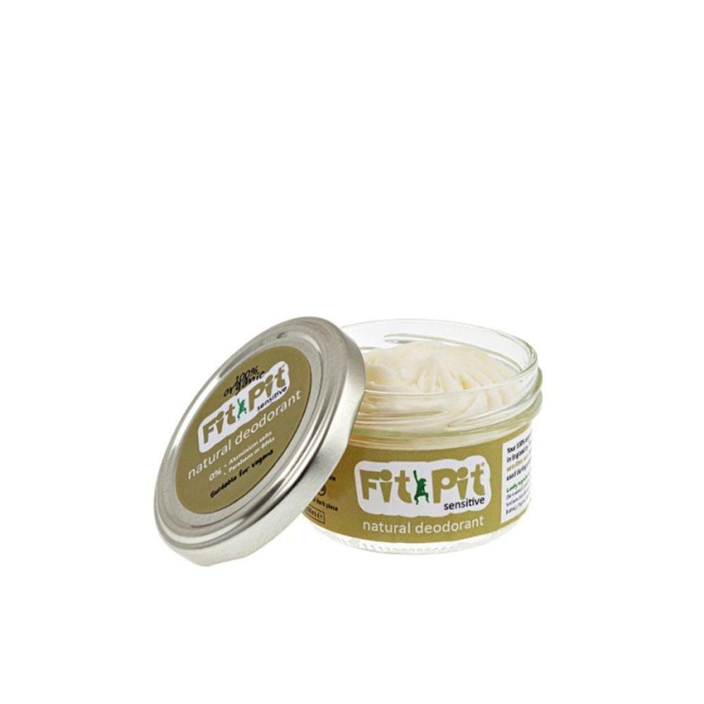 Fit Pit Sensitive – Natural Deodorant (25ml/100ml) 25ml