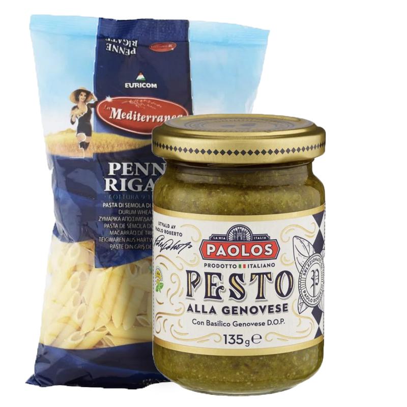 Pasta & Pestopaket - 67% rabatt