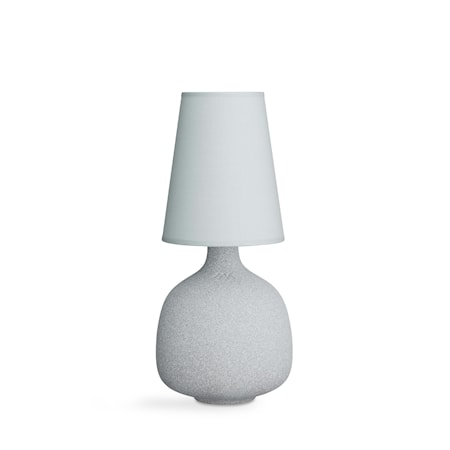 Balustre Bordslampa Dimblå H37,5 cm