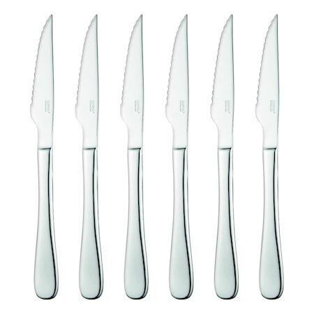 Classic Grillkniv 6-pakning