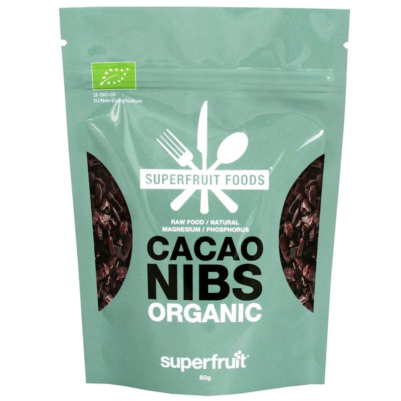 Kakaonibs Eko 80g - 41% rabatt