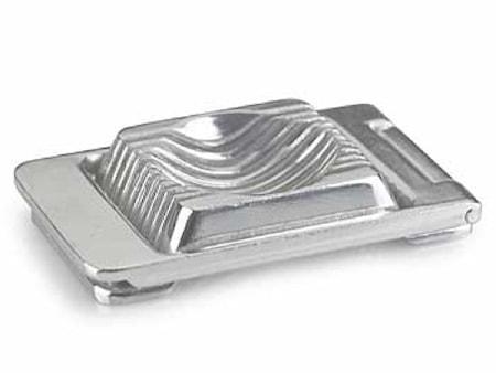 Äggdelare Oval aluminium