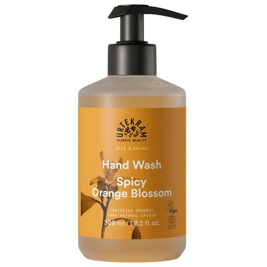 Urtekram Nordic Beauty Spicy Orange Blossom Hand Wash