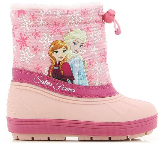 Disney Frozen Vintersko, Fuchsia 28
