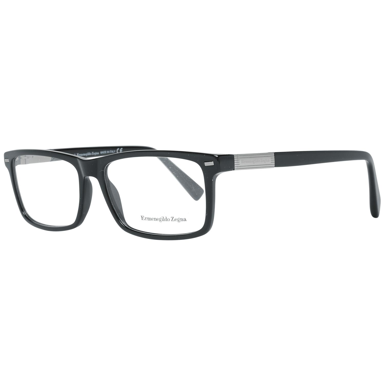 Ermenegildo Zegna Men's Optical Frames Eyewear Black EZ5046 55001