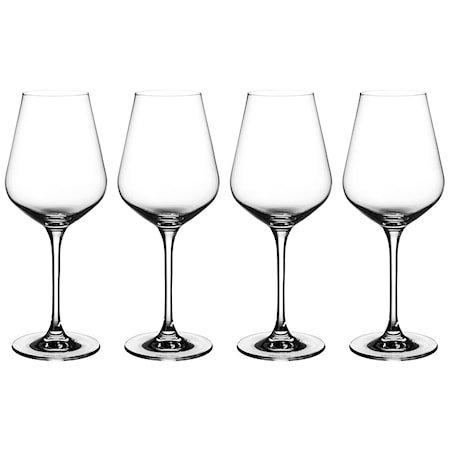 La Divina White wine goblet, Set 4 pcs