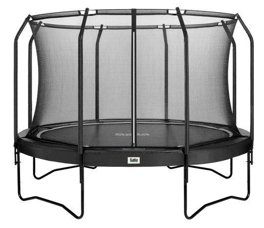 Salta Trampoline Premium Black Edition 396 cm, Svart