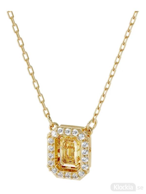 Swarovski Halsband Millenia - Guld 5598421