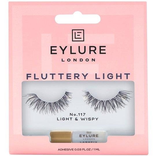 Eylure Texture Eyelashes, N° 117, Eylure Irtoripset