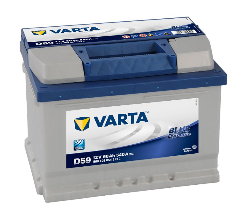 Batteri D59 Blue Dynamic