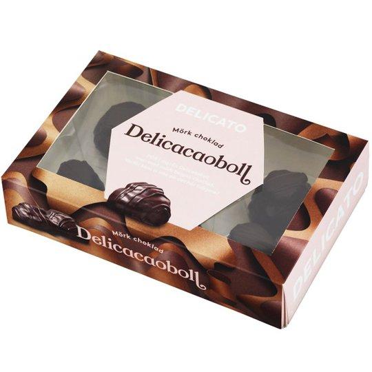 Delicacaoboll Mörk Choklad 180g - 33% rabatt