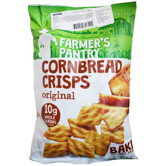 """Kex """"Cornbread Crisps Original"""" 170g - 49% rabatt"""