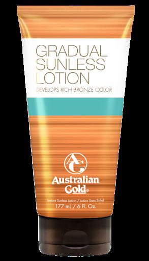 Australian Gold - Gradual Sunless Lotion 177 ml