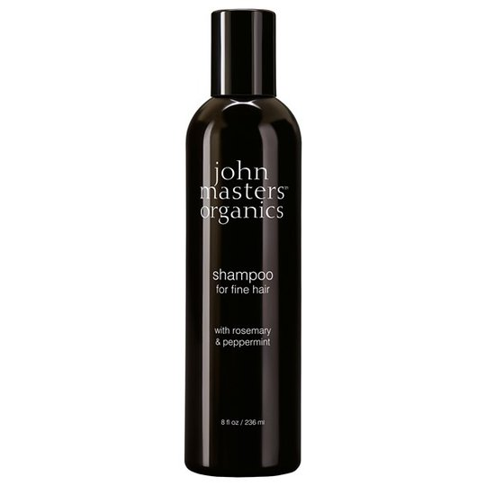 John Masters Organics Shampoo for Fine Hair with Rosemary & Peppermint, 236 ml