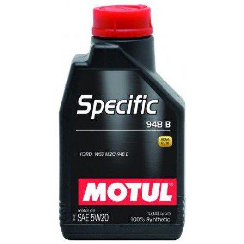 Moottoriöljy MOTUL SPECIFIC FORD948B 5W20 1L