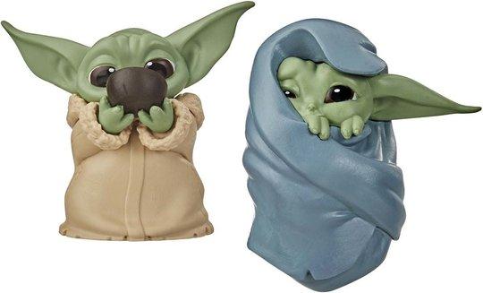 "Star Wars Figurer 2-pack Soup Blanket The Child ""Baby Yoda"""