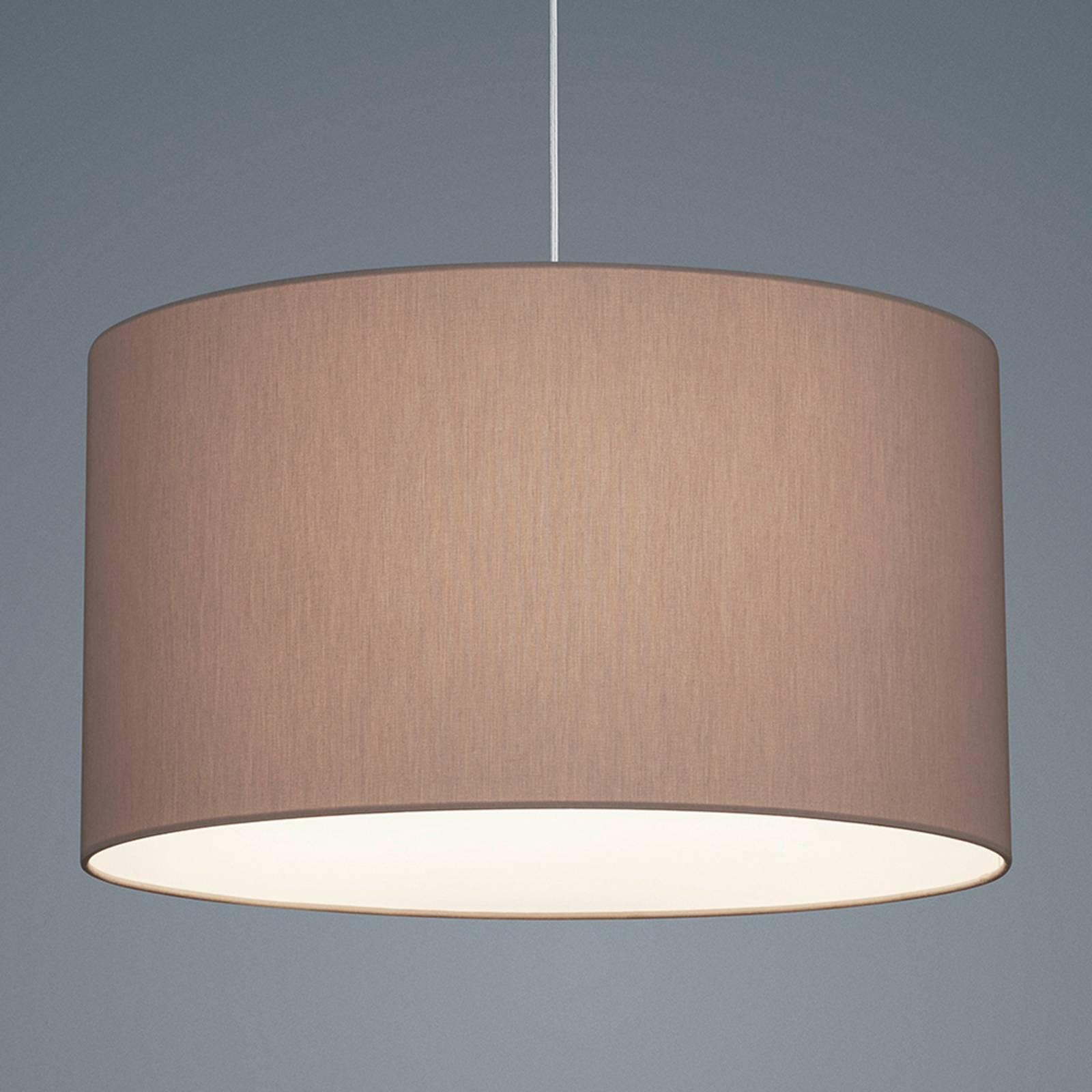 Helestra Certo -riippuvalo lieriö 1-lamp. mokka