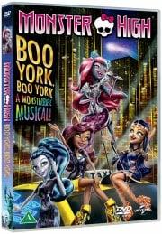 Monster High: Boo York, Boo York - DVD