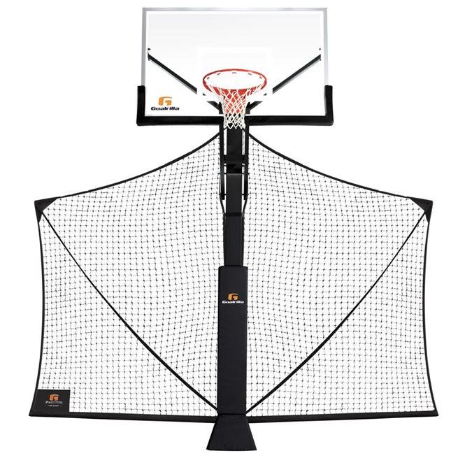 Hammer Basketball Goalrilla Basketball Yard Guard, Basket