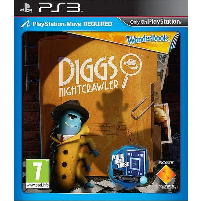 Wonderbook: Diggs Nightcrawler (Move)