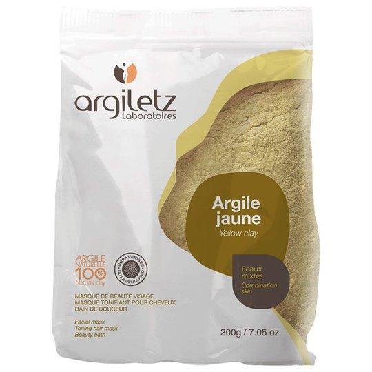 Argiletz Pulverlera Gul, 200 g