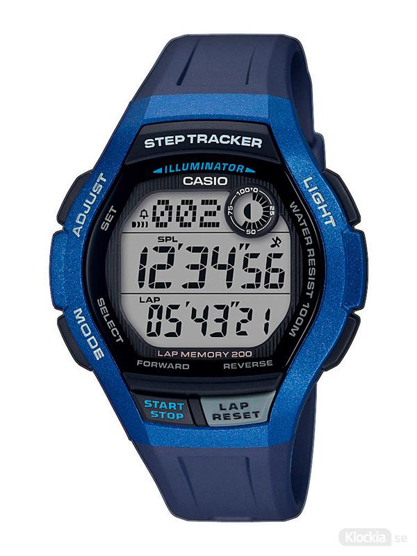Herrklocka CASIO Collection Step Tracker WS-2000H-2AVEF
