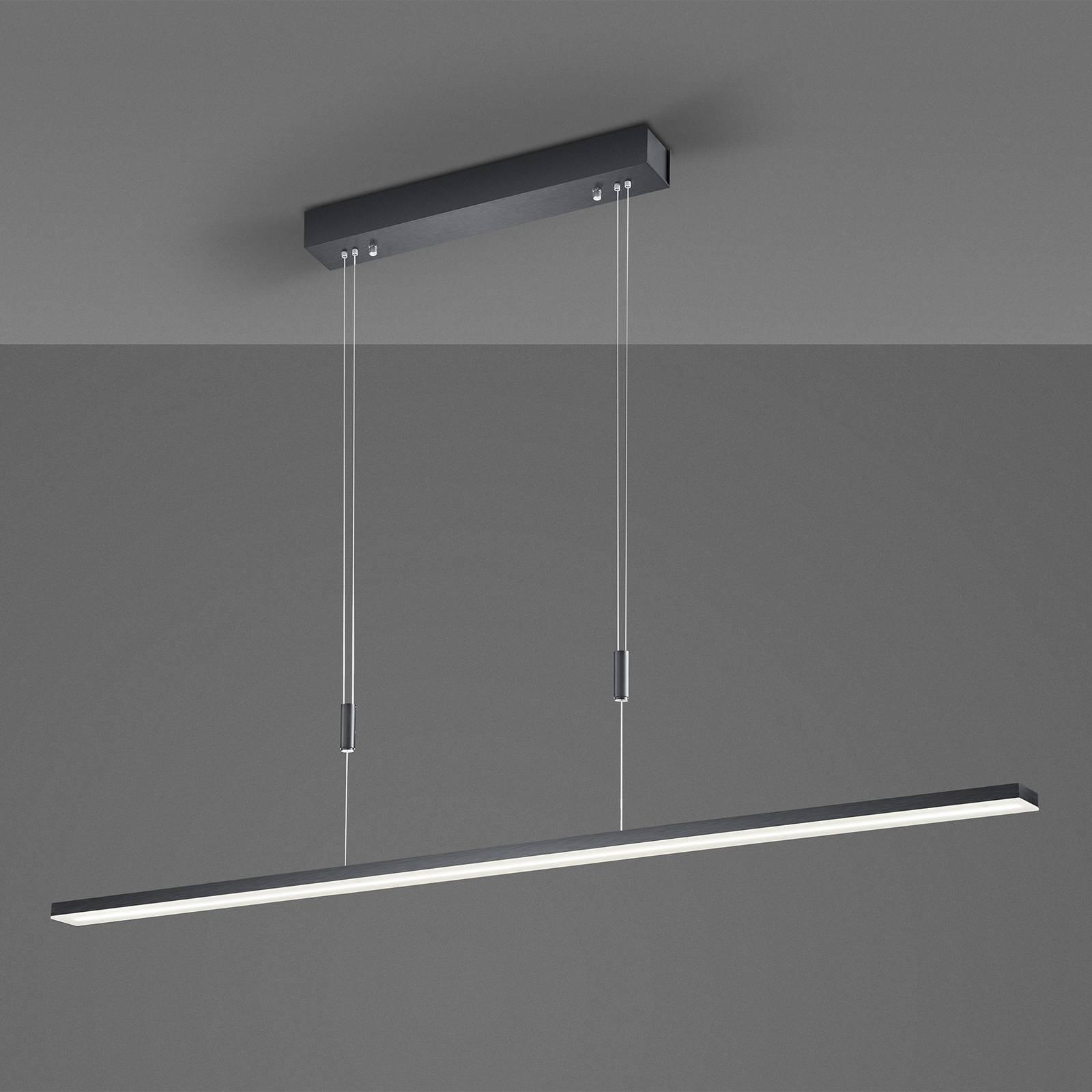 Bopp Baseline -LED-riippuvalaisin, musta