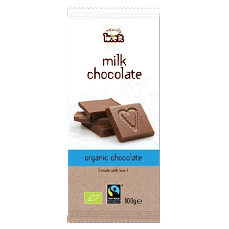 Eko Mjölkchoklad 100g - 60% rabatt