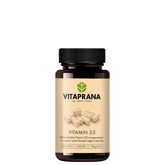 Vitamin D3, 120 caps